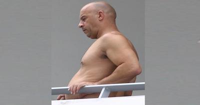Vin Diesel cosa ti è successo?