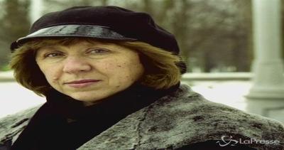 Nobel, premio letteratura alla bielorussa Svetlana ...