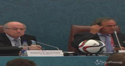 Platini e Blatter sospesi per 90 giorni dal comitato etico della Fifa