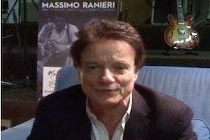 Il saluto di Massimo Ranieri ai lettori di Tiscali Notizie