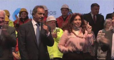 La danza della presidentessa argentina Kirchner