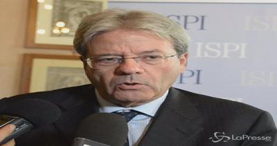 Siria, Gentiloni: Serve soluzione politica, non escalation ...