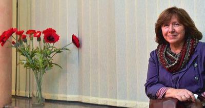 Alla bielorussa Svetlana Alecsievic il Nobel per la ...