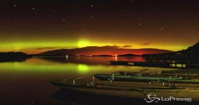Il magnifico spettacolo dell'Aurora boreale: foto così ...