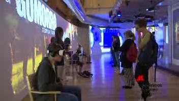 Expo, il padiglione di Intesa Sanpaolo si trasforma in set ...