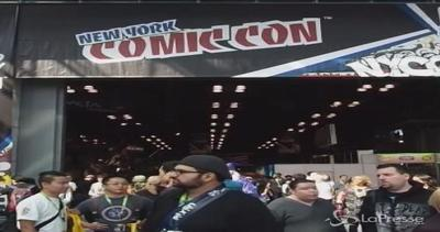 I supereroi invadono New York: è il Comic Con
