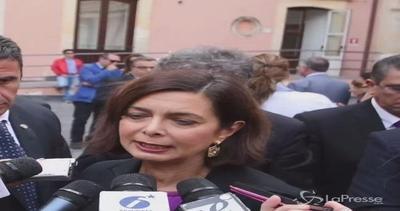 Boldrini: Dispiace per Marino, ma resta esigenza cambiamento