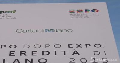Expo dopo Expo', all'Auditorium l'evento sull'eredità ...