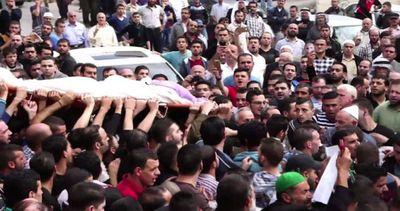 Si aggrava il bilancio di sangue fra palestinesi e ...