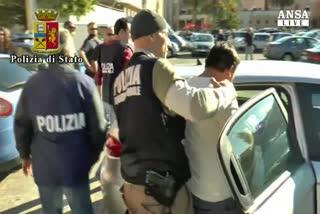 Criminalita', blitz Polizia Latina