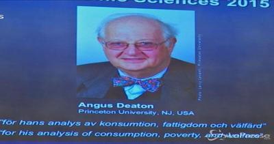 Premio Nobel per l'Economia ad Angus Deaton per analisi su ...