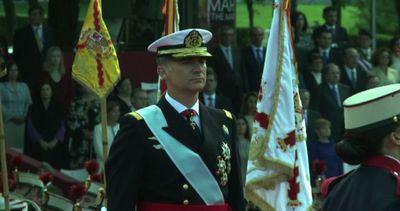 In Spagna il giorno delle forze armate e di Cristoforo ...