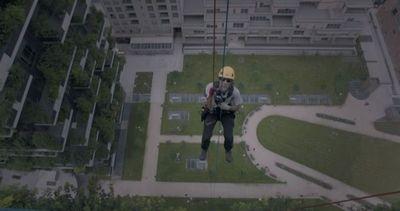 """Un corto racconta i giardinieri """"acrobati"""" del Bosco ..."""