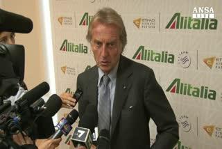 Alitalia, Montezemolo: per il nuovo ad non c'e' fretta