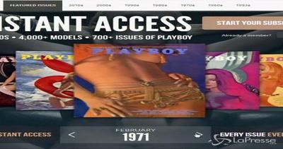 Playboy dice addio alle donne nude: la svolta da marzo 2016