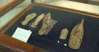 Ecco i sandali di Tutankhamon: le scarpe nell'antico Egitto