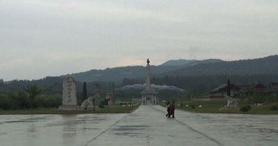Si respira benessere al parco dei divertimenti di Pyongyang