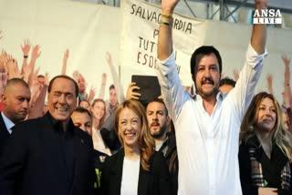 Salvini-Cav-Meloni, insieme torneremo al governo