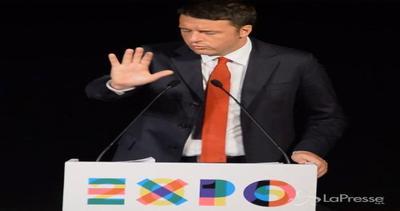 Renzi: Sul post Expo disponibili, ma non mettiamo il naso