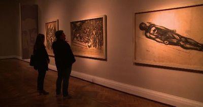 Una mostra cancellata da Pinochet apre in Cile dopo 42 anni