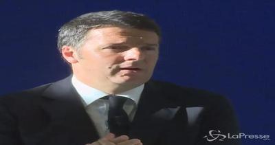 Parigi, Renzi: Restare noi stessi sarà la sfida più ...