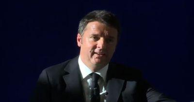 Renzi: con la digitalizzazione l'evasione fiscale ridotta a ...