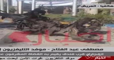 Egitto, due bombe in un hotel del Sinai: almeno 3 morti