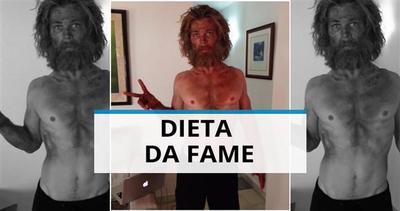 Chris Hemsworth: 'Volete provare la mia dieta?'