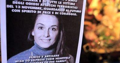 Lacrime e affetto, a Venezia l'ultimo saluto a Valeria ...
