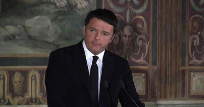 Renzi: per ogni euro speso in sicurezza, uno investito in ...