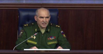 Mosca: un pilota del caccia abbattuto ucciso da fuoco a ...