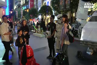Hong Kong, Star Wars e' tutto con i Lego