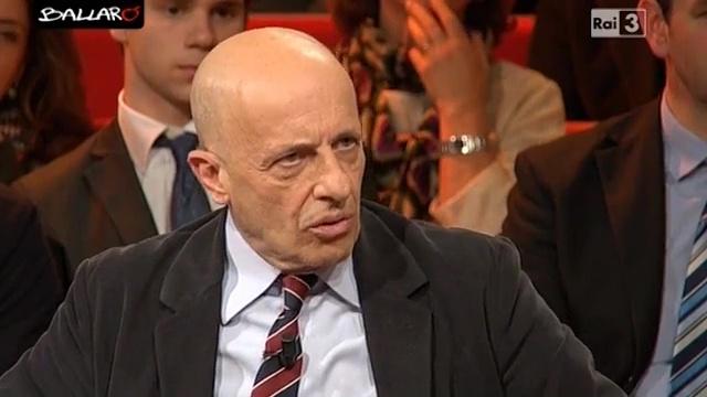 """Sallusti a Ballarò: """"Candidato sindaco di Milano? Vedremo"""""""