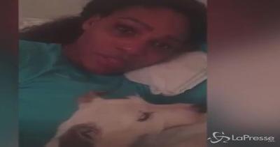 Serena Williams piange la morte della sua cagnolina: il ...