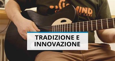 La prima smart guitar al mondo è creata da un italiano