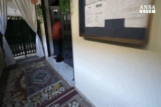 Testa maiale davanti luogo culto Islam nel Napoletano