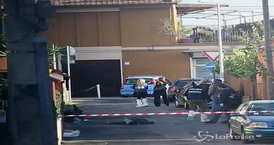 Pregiudicato ucciso a colpi d'arma da fuoco a Roma