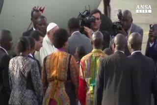 Papa in Kenya, piu' delle persone temo le zanzare