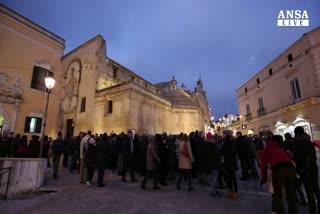 Matera capitale cultura Ue 2019, sindaco si prepara
