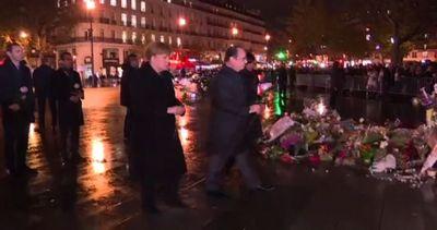 Stragi a Parigi, Hollande: da Berlino più impegno contro ...