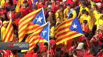 Voglia d'indipendenza, Barcellona sfida Madrid