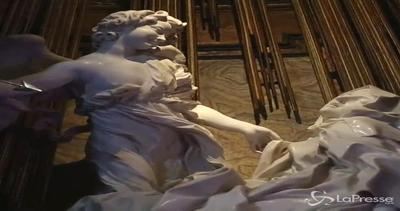 Roma, terminato restauro Cappella Cornaro del Bernini