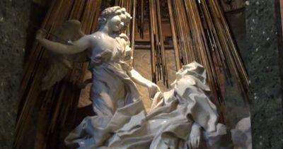 Risplende l'Estasi di S.Teresa di Bernini e riemerge una ...