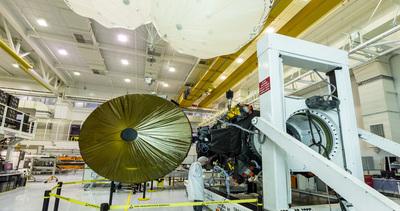 Tutto pronto per la missione 'ExoMars': ecco il modulo che ...