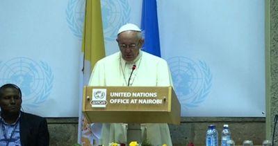 Papa spinge vertice clima: fallimento sarebbe catastrofico
