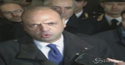 """Alfano: """"Intervenire in Siria? Non vogliamo Libia bis"""