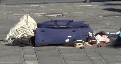 Falso allarme bomba a Genova, era solo una valigia con ...