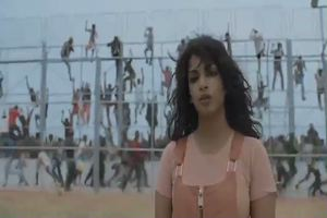 "M.I.A. – Il video shock ""Borders"""