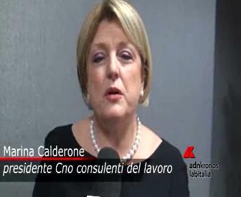Calderone: sempre più opportunità per giovani consulenti ...