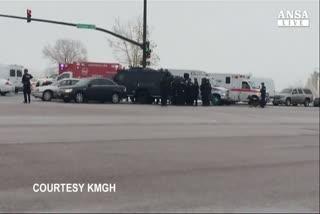 Usa: spara in consultorio, 3 morti